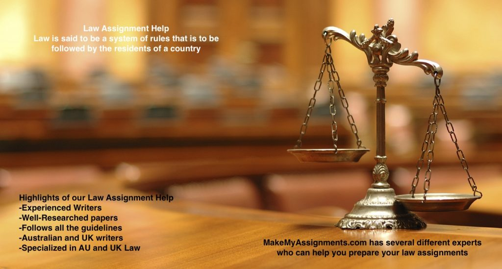 law assignment help, law homework help, make my law assignment