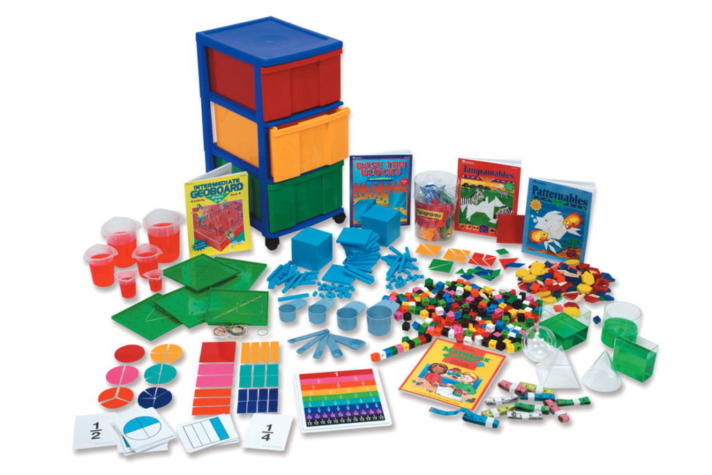 Use Of Manipulatives In The Classroom For The Purpose Of Education