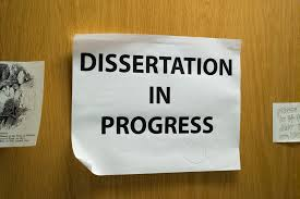 Why Online Dissertation Writing Services Are Advisable For Students?