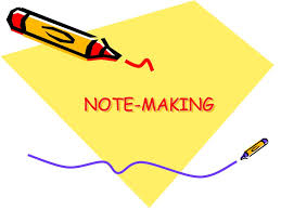 Common Mistakes Made By Students While Making Notes In Class
