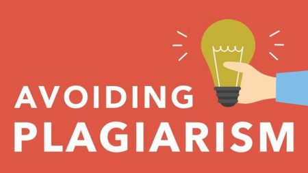 Three Easiest Methods For Avoiding Plagiarism In Your Work