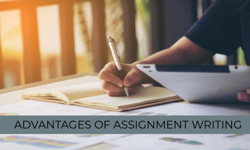 What Can Be The Advantages Of Assignment Writing?