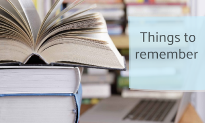 Things To Remember While Writing A Research Paper