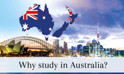Why Study In Australia?