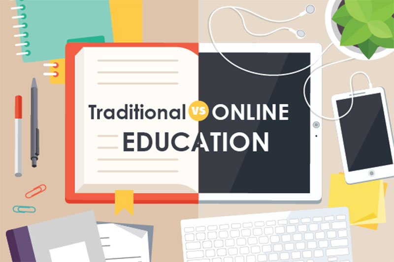 One to one versus Online Education training – MakeMyAssignments Blog