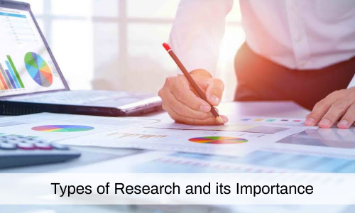Types Of Research And Its Importance