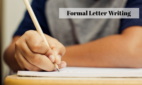 How Students Need To Write A Formal Letter?