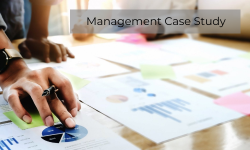 How To Write The Best Management Case Study?