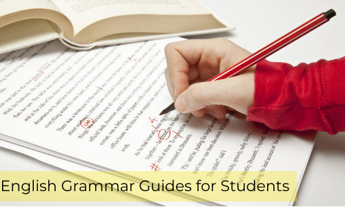 English Grammar Guides For Students