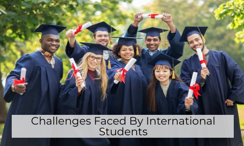 Challenges Faced By International Students