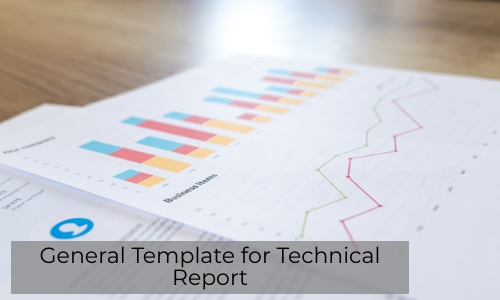 General Template Of Technical Reports