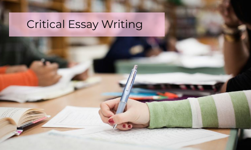 Tips For Writing A Critical Essay On Literature