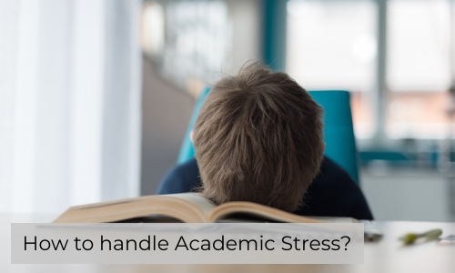 How To Handle Academic Stress?