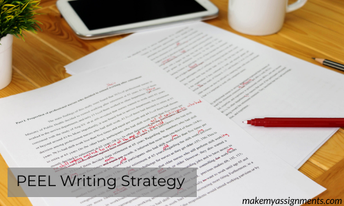 Tips For Adopting The PEEL Writing Strategy