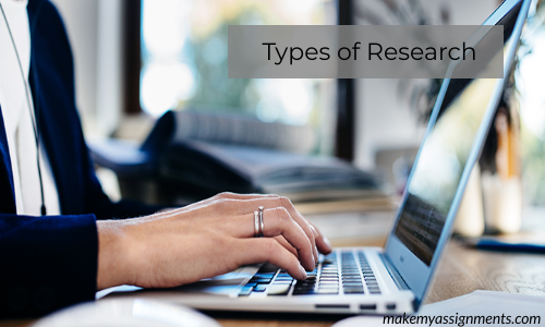 Types Of Research For Academics