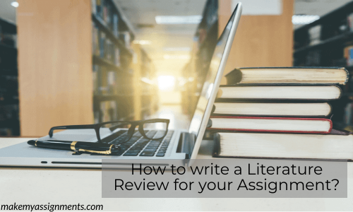 How To Write A Literature Review For Your Assignment?