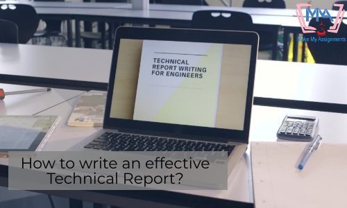 How To Write An Effective Technical Report?