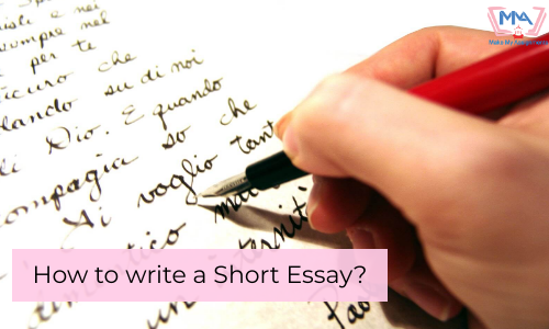 How To Write A Short Essay?