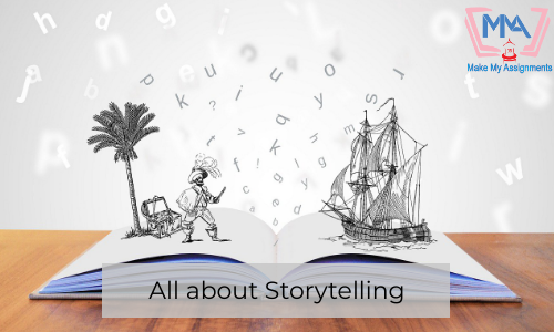 All About Storytelling