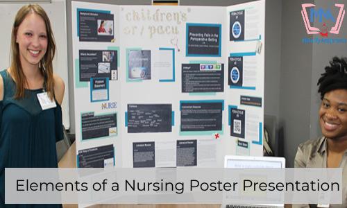 Elements Of A Nursing Poster Presentation