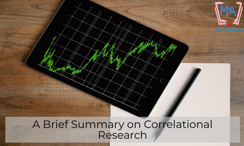 A Brief Summary On Correlational Research
