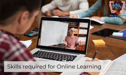 Skills Required For Online Learning