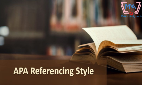 Dos And Don'ts For APA Reference Style