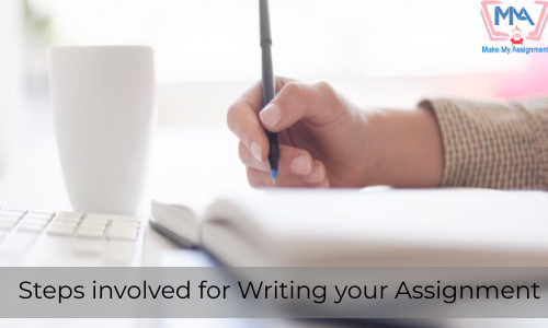 Steps Involved For Writing Your Assignment