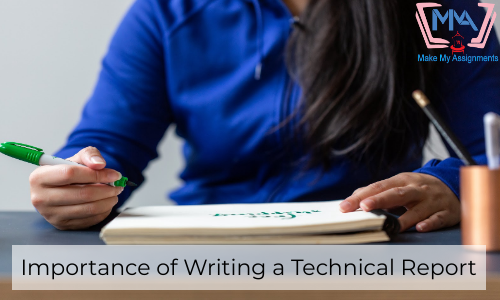 Importance Of Writing A Technical Report